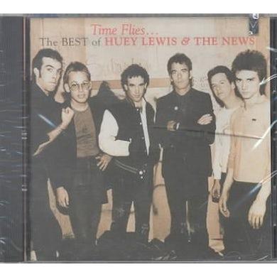 Huey Lewis & The News Time Flies...The Best of Huey Lewis CD