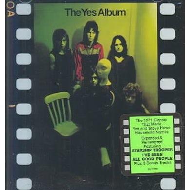 Yes Album CD
