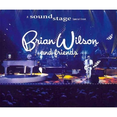 Brian Wilson and Friends CD