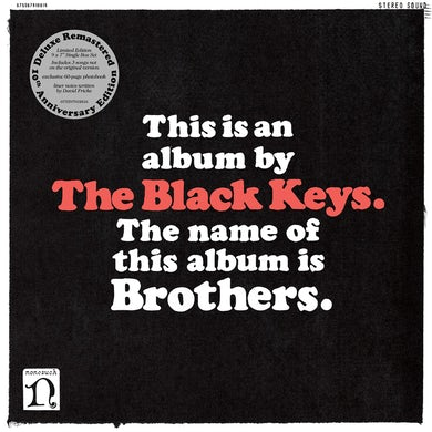 Brothers  Deluxe Remaster  9 7 Inch Vinyl Record