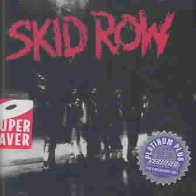 Skid Row CD
