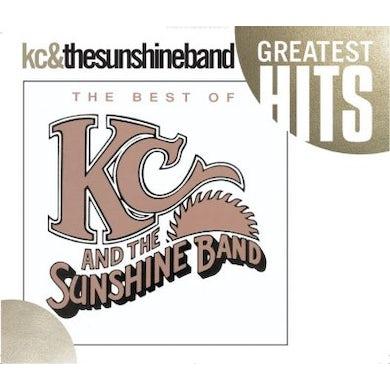 Kc & The Sunshine Band Best of Kc & Sunshine Band CD