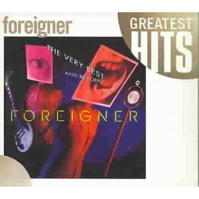 Foreigner: The Very Best and Beyond CD