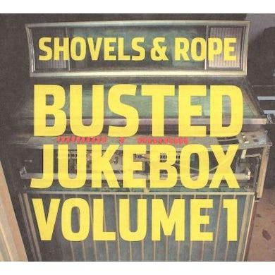 Shovels & Rope Busted Jukebox: Volume 1 CD