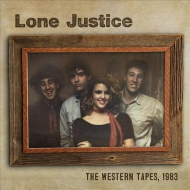 Lone Justice Western Tapes, 1983 CD