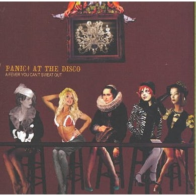 Panic At The Disco  Fever You Can't Sweat Out CD