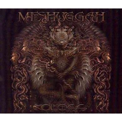 MESHUGGAH Koloss [CD/DVD Deluxe Edition] [Digipak] CD