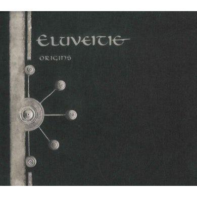 Eluveitie Origins [CD/DVD] [Deluxe] [Digipak] * CD