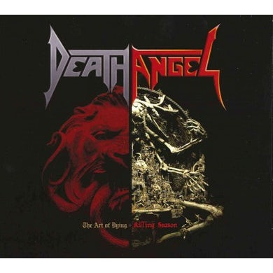 Death Angel Art Of Dying/Killing Season CD