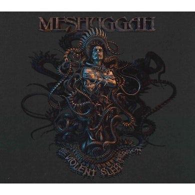 MESHUGGAH VIOLENT SLEEP OF REASON CD