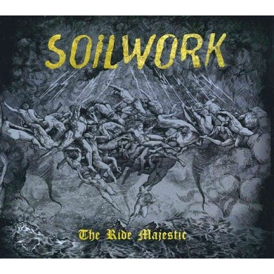Soilwork Ride Majestic CD