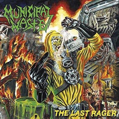Municipal Waste Last Rager CD