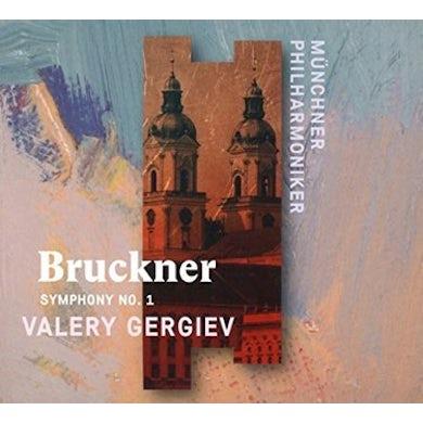 Bruckner: Symphony No. 1 CD