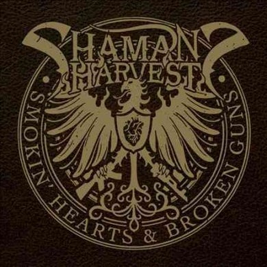 Shaman's Harvest Smokin' Hearts & Broken Guns CD