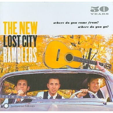 50 Years: Where Do You Come from, Where Do You Go? CD