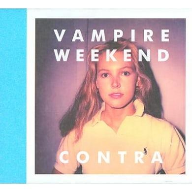 Vampire Weekend Contra CD