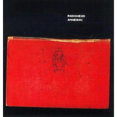 Radiohead Amnesiac CD