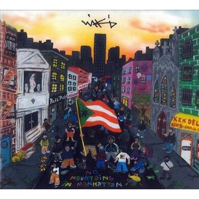 Wiki No Mountains in Manhattan CD