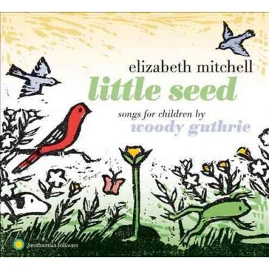 Little Seed: Songs for Children by Woody Guthrie CD