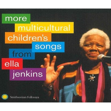 More Multicultural Children's Songs from Ella Jenkins CD