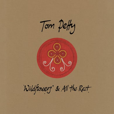 Tom Petty and the Heartbreakers WILDFLOWERS & ALL THE REST CD