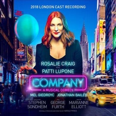 Company (OCR) CD