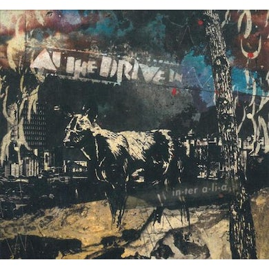 At The Drive-In in•ter a•li•a CD
