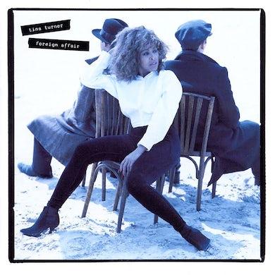 Tina Turner FOREIGN AFFAIR (2020 REMASTER/4CD/DVD) CD