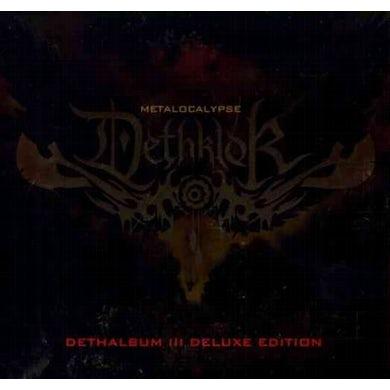 Metalocalypse: Dethklok Dethalbum III (Deluxe Edition) CD