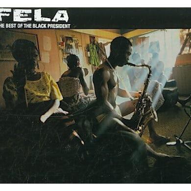 Fela Kuti Best Of The Black President CD