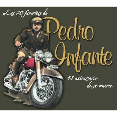 Las 20 Favoritas De Pedro Infante: 48 Anos De Su Muerte CD