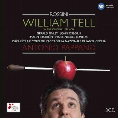 Antonio Pappano Rossini: William Tell CD
