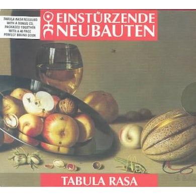 Einstürzende Neubauten Tabula Rasa CD