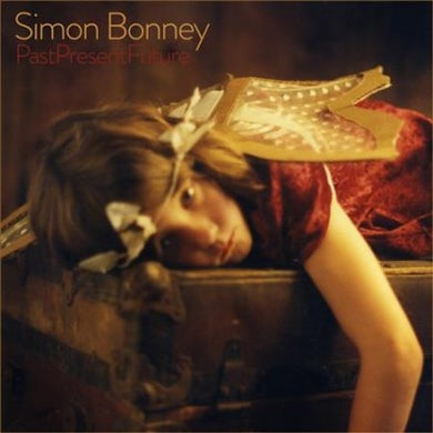 Simon Bonney Past, Present, Future CD