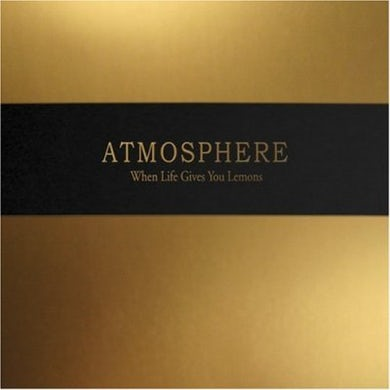 Atmosphere When Life Gives You Lemons, You Paint That Shit Gold CD