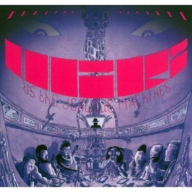 Shabazz Palaces Quazarz vs. The Jealous Machines CD