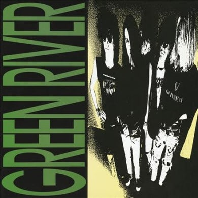 Green River Dry As a Bone CD