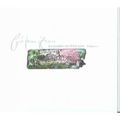 Cocteau Twins  Lullabies To Violaine: Singles And Extended Plays 1982-1996 Vol 1 CD