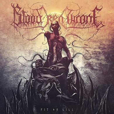 Blood Red Throne Fit to kill  cd CD