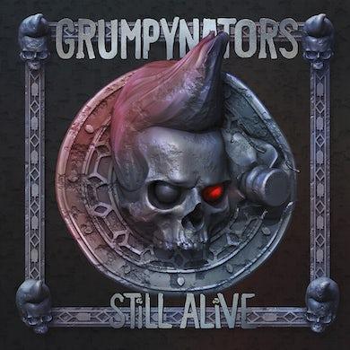 Grumpynators Still Alive CD