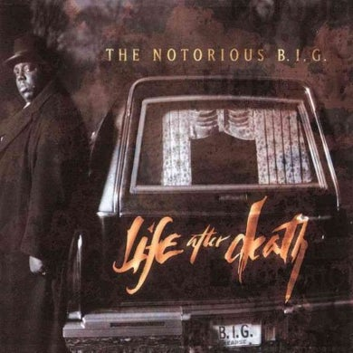 The Notorious B.I.G. Life After Death CD