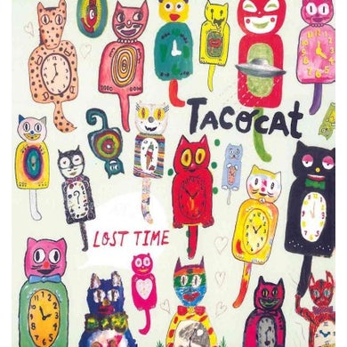 Tacocat Lost Time CD