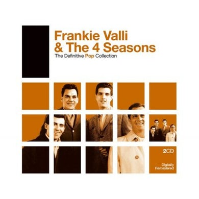 Frankie Valli & The Four Seaso Definitive Pop CD
