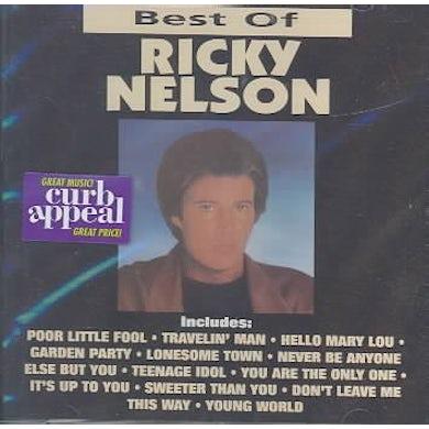 Best of Ricky Nelson CD