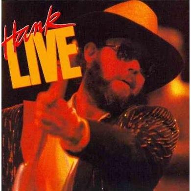 Hank Williams Jr. Hank Live CD