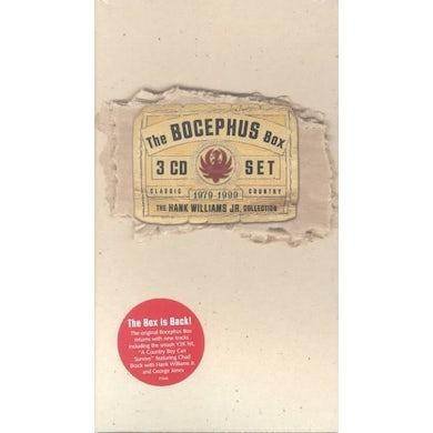 Hank Williams Jr. Bocephus Box:Classic Country 1979-99 CD