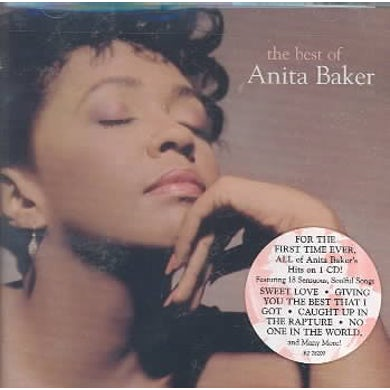 Best of Anita Baker CD
