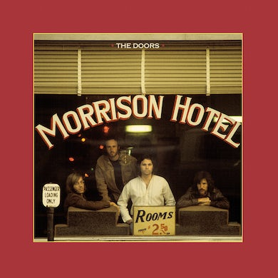 The Doors MORRISON HOTEL (50TH ANNIVERSARY DELUXE EDITION) CD