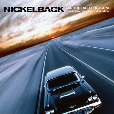 Nickelback All The Right Reasons (15 Th Anniversary Expanded Edition) CD