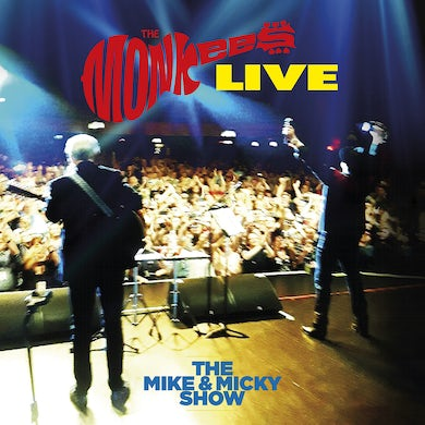 The Monkees The Mike And Micky Show Live CD